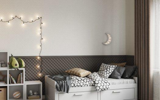 Комплексное решение для детской комнаты от дизайнеров Ампир Декор